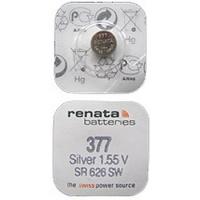 Renata 377,AG4 1.55V srebro oksid baterija