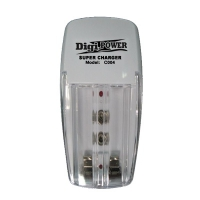 Punjač Nimh, Nicd AA, AAA, 9V baterija C004