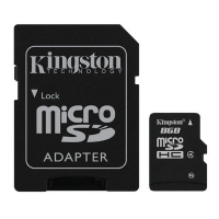 Memorijska kartica Kingston micro SDHC 8GB class4