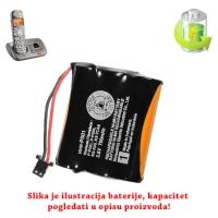 Baterija za bežični telefon KX-A36 600mAh NiCd