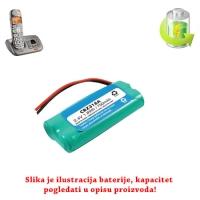 Baterija za bežični telefon 89H2 2xAAA 1000mAh NiMh