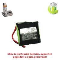 Baterija za bežični telefon 91C 2x2/3AA 300mAh NiCd