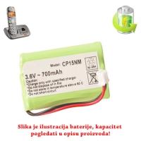 Baterija za bežični telefon LK300 3xAAA 300mAh NiCd