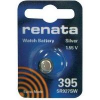 Renata 395,AG7 1.55V silver baterija