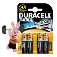 Duracell turbo LR6,AA 1.5V alkalna baterija 1kom