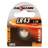 Ansmann LR43, AG12, LR1142 1.5V alkalna baterija