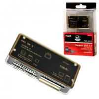 Čitač memorijskih kartica USB Havit HV-C25 all in one