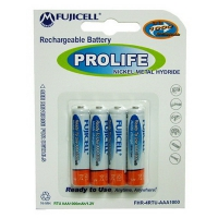 Fujicell AAA,HR3 punjiva baterija ready2use 1000mAh 1kom