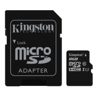 Memorijska kartica Kingston micro SDHC 8GB 45mb/s class10