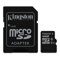 Memorijska kartica Kingston micro SDHC 16GB 45mb/s class10