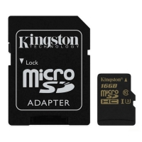 Memorijska kartica Kingston UHS-I U3 micro SDHC 16GB 90mb/s class10