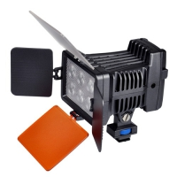 Led reflektor, video svetlo za kameru LED5010A-6 power led