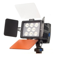 Led reflektor, video svetlo za kameru LED5080-8 power led