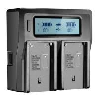 Li-ion LCD dual brzi punjač DA0S2 1500mA
