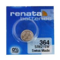 Renata 364,AG1,SR624,LR621 1.55V srebro oksid baterija