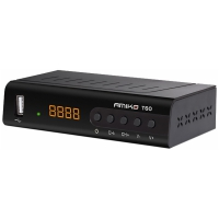 TV prijemnik zemaljski, Amiko T60, DVB-T2