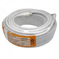 Koaksijalni kabel RG-6, 90dB sa konektorima, 20m