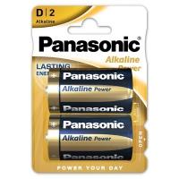 Panasonic LR20,D 1.5V alkalna baterija 1kom