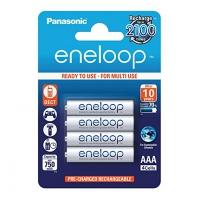 Eneloop Baterija AAA,HR3 Panasonic punjiva 750mAh 1kom