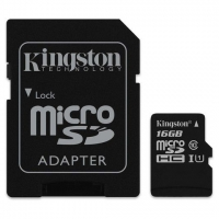 Memorijska kartica Kingston UHS-I micro SDHC 16GB 80mb/s class10