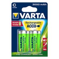Varta C punjiva baterija ready2use 3000mAh 1kom
