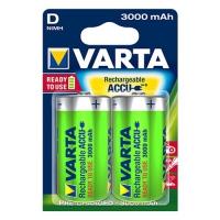 Varta D punjiva baterija ready2use 3000mAh 1kom