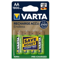 Varta AA,HR6 punjiva baterija ready2use 1900mAh 1kom