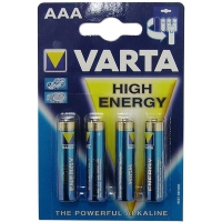 Varta LR3,AAA high energy 1.5V alkalna baterija 1kom
