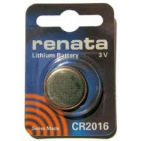 Renata CR2016 3V litijum baterija