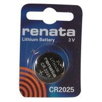 Renata CR2025 3V litijum baterija