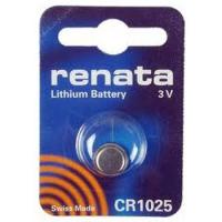 Renata CR1025 3V litijum baterija
