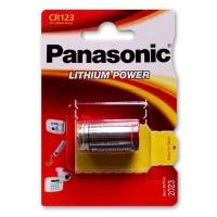 Panasonic CR123,LR123 3V litijum baterija
